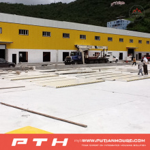 2015 Industrial Low Cost Steel Structure Warehouse