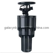 Plastic Irrigation Pop-up Impulse Sprinkler