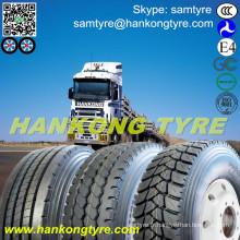 315 / 80r22.5 Pneu lourd pour camion Wanli Tyr Tyr Tyr