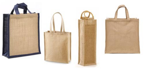 Handle linen bag wholesale