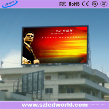 Outdoor High Brightness P10 Full Color Fixed LED Digital/Electronic Billboard for Advertising
