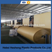 Chine fabricant PP Tissu pour les sacs