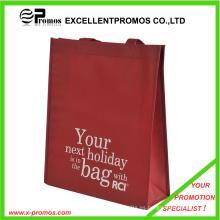 Bolsa de compras no tejidas promocionales personalizadas del logotipo (EP-B6232)