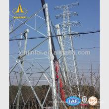 Overhead Power Line Tower