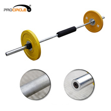 Wholesale Factory Sports Weightlifting Barbell Set