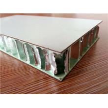 Weiße Farbe HPL Wabenplatten für Brandschutz