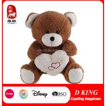 High-Quality Cute Teddy Bear with Pillow