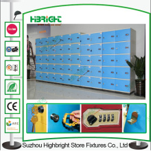School Locker ABS Plastic Storage Locker for Changing Room