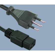 IEC C19 Italy IMQ power cord