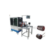Horizontal Malfunction Alarm Coil Insertion Machine For Insert Coil And Wedge