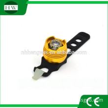Aluminum alloy bicycle lamp bicycle light tail warning lamp for bicycle