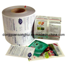 Pesticida Plástica Película de Empaque / Fertilizante de Flor Película / Película de Rollo de Plástico