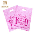 good choice for promotion misprint die cut plastic bags