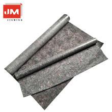 tela de geotextil fieltro impermeable de la alfombra de la manta de la alfombra de la manta PE para la pintura
