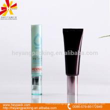 30ml 50ml PE tube rectangulaire en matière plastique