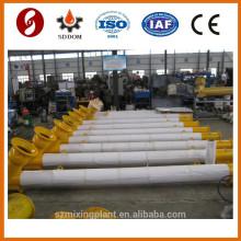 Large capacity screw conveyor,spiral conveyor,screw conveyor for cement