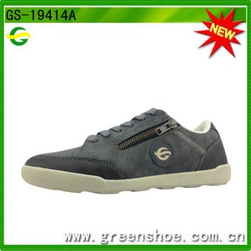 2016 fábrica de sapatos de marca na China (GS-19415)