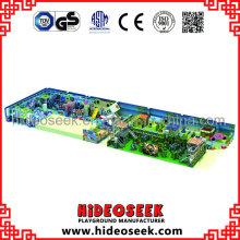 Solução de Playground Indoor Ce Standar para o Centro Recreativo