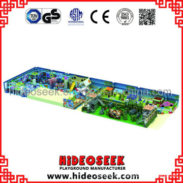 Ce Standar Indoor Playground Solution for Recreation Center