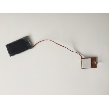 Solar Panel Led Flasher, Solar Power LED-Licht