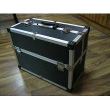 Aluminium Kosmetikbox (neu)