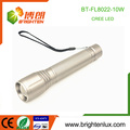 Factory Wholesale 3 mode lights Aluminum alloy 3C size battery used Long Range 10w xml u2 Cree Zooming Powerful led Torch Light
