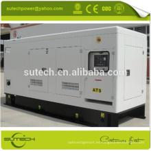 Generador de motor diesel Super Silent 150Kva 1006A-TAG2 con alternador Stamford