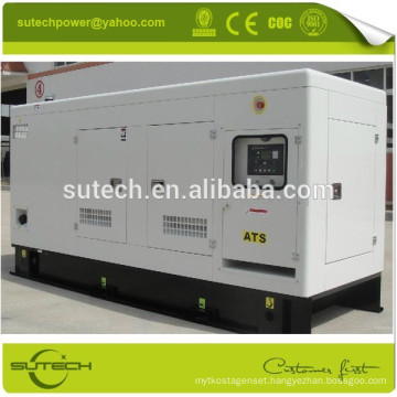Super silent 150Kva 1006A-TAG2 diesel engine generator with Stamford alternator