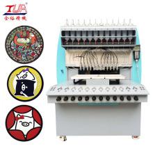 Hochpräzise Plastikschale Untersetzer Making Machine