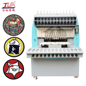 High Precision Plastic Cup Coaster Making Machine