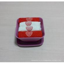 (BC-G1004) Рекламные подарки Терри полотенце с хранения Box