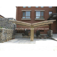Durable Aluminum Carport Tent, Outdoor Garden Used Carport, Polycarbonate Car Shelter