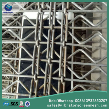 W Tipe Self Cleaning Mesh
