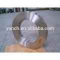 Tipo corto de anillo de soldadura de tope de titanio Gr1 Gr2 de alta calidad