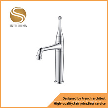 Contemporary Brass Kitchen Faucet (AOM-jb20721)