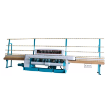Vertical Automatic Glass Straight Line Beveling Machine