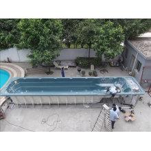 Monalisa Good Quality Acrylic Siwm SPA, Swimming Pool, SPA Tubs Whirlpools (M-3326)