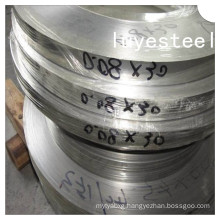 Stainless Steel Narrow Coil Strip/Belt 410