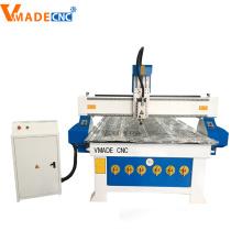 Máquina de CNC de mesa de vacío de 3 ejes para la venta