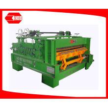Metallschneidemaschine mit Richt- und Schneidgerät