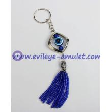 Turkish Evil Eye/Blue Eye key ring