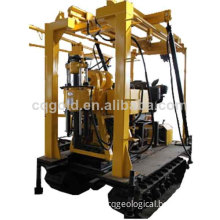 High Speed Crawler Mounted Drilling Rig For Foundation Exploration