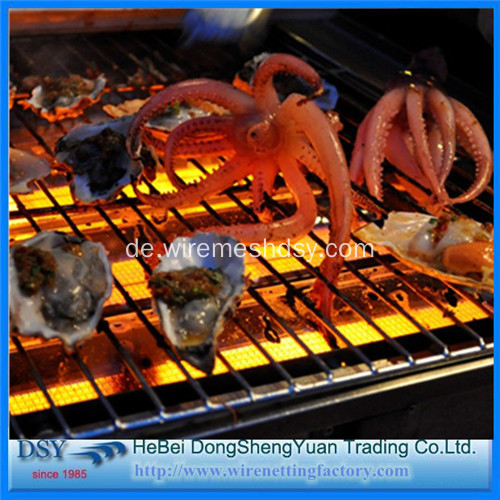SUS Barbecue BBQ Grill Wire Mesh Net