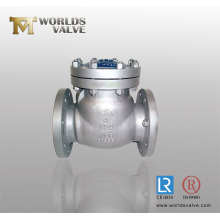 Carbon Steel Swing Check Valve with Flange End