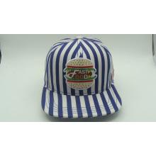 Sandwich Personalizado 100% acrílico bordado y Patch Snapback Cap (ACEK0073)