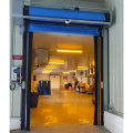 Neue PVC-Kühlraumtür für die Lebensmittelindustrie