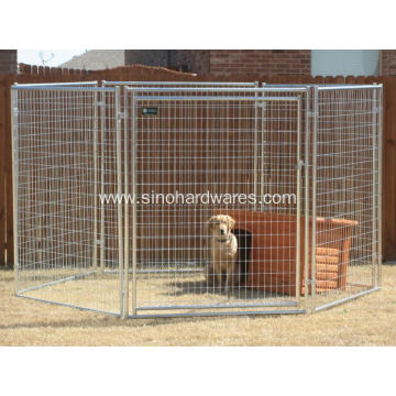Metal Dog Fence Price