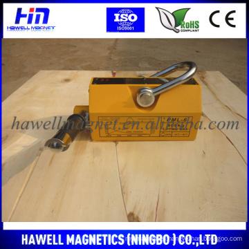 Fuerte 100-6000kg Permanent Magnetic Lifter / grúa de elevación del imán