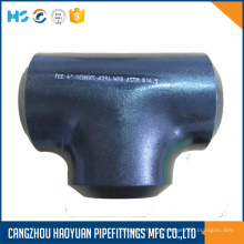 Four Way Tee Pipe Fitting