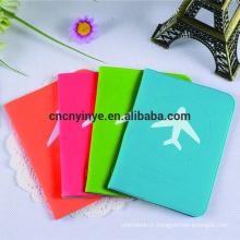 porte-passeport carte d'identité personnalisée de haute qualité